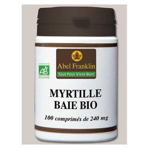 Myrtille Bio