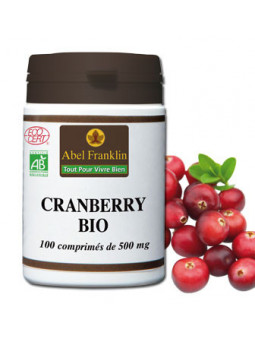 Cranberry Bio 500 mg