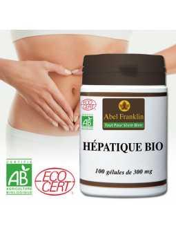 Hépatique Bio - 100 Gélules Végétales