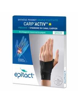 Orthèses poignet Carp'Activ et Carp'Immo