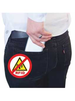 Porte cartes anti rfid