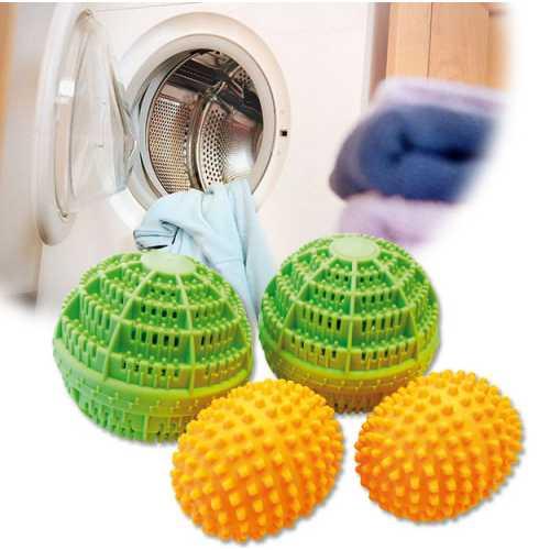 Boules de lavage et séchage