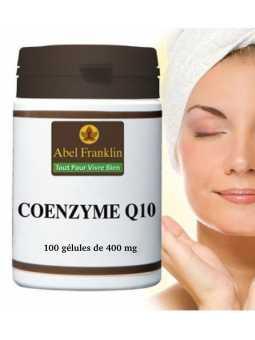 Coenzyme Q10 (100 gélules végétales)