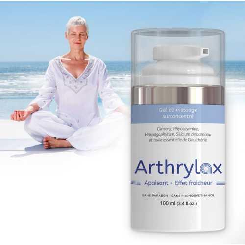 Arthrylax gel au silicium surconcentré 100 ml