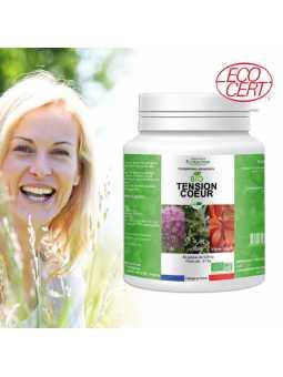 Tension coeur BIO 60 gélules végétales