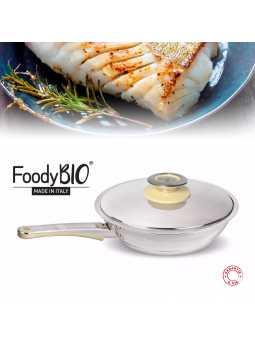 Poêles Foodybio® Cuisson Basse Température
