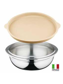 Foodybio® Vapeur - Accessoire de Cuisson Ø 20 cm