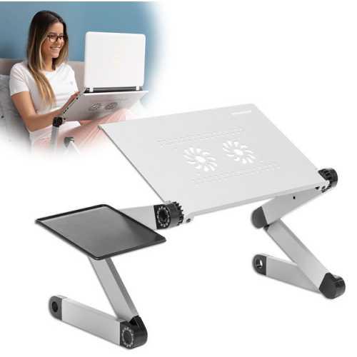 Table réglable ordinateur portable