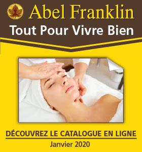 catalogue en ligne abel franklin